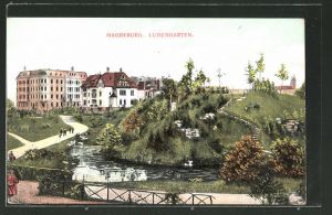 AK Magdeburg, Luisengarten