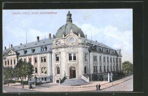 AK Landau, neues Justizgebäude