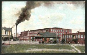 AK Anderson, SC, Orr Cotton Mills