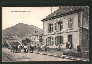 AK Moussey, Bureau de Postes, Telegraphes & Telephones