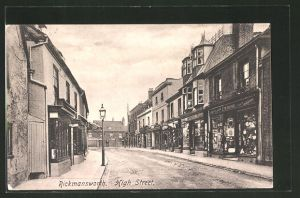 AK Rickmansworth, High Street, Shop E.S. Brown