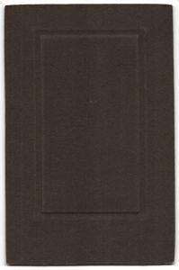 Fotografie A. Franke, Mügeln, Edelmann trägt Anzug und Krawatte 1