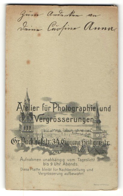 Fotografie Atelier Hannovera, Hannover, Ansicht Hannover, Panorama mit Marktkirche