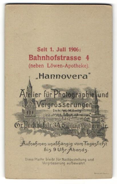 Fotografie Atelier Hannovera, Hannover, Ansicht Hannover, Totale mit Marktkirche