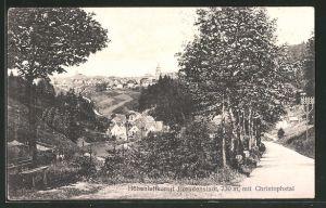 AK Freudenstadt, Partie im Christophsthal