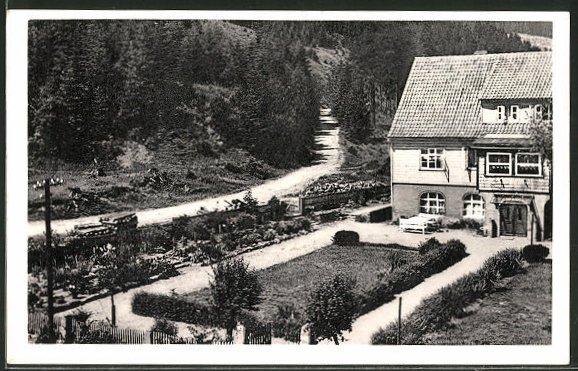 AK Wildemann, Restaurant-Parkhaus
