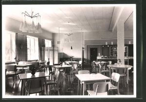 AK Hannover, Jugend-Gaststätte im Haus der Jugend