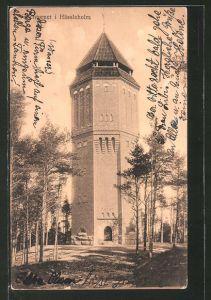 AK Vattentornet, Blick zum Hässleholm