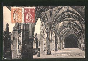 AK Lisboa, Galeria do claustro do monumento dos Jeronymos