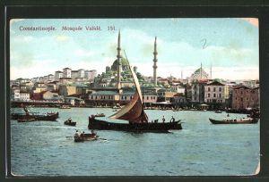 AK Constantinople, Mosquée Validé
