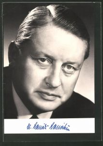 AK Dr. Lauritz Lauritzen, Bundesminister für Wohnungswesen