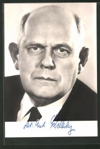 AK Prof. Dr. Ernst Schellenberg, Stellv. Vorsitzender der SPD-Bundestagsfraktion