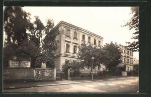 Foto-AK Dresden-Blasewitz, Villa in der Hofmannstrasse 20
