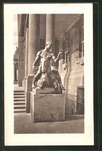 AK Dresden, Gasthaus Rats-Weinkeller