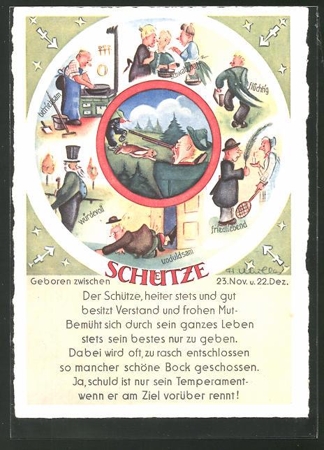 welches sternzeichen passt zu schütze bundesrepublik deutschland
