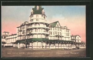 AK Jamestown, RI, Bay View Hotel