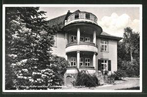 AK Schledehausen, Säuglingsheim der N.S.V.-Heime