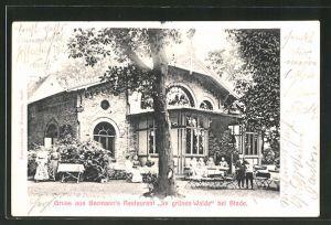 AK Stade, Seemann's Restaurant