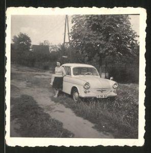 Fotografie Auto Sachsenring Trabant