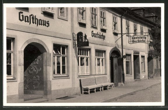 AK Leutenberg, Gasthaus Garküche