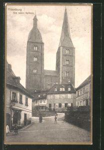 AK Altenburg, Blick auf die Roten Spitzen