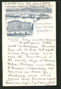 AK Geneve, Grand Hotel Beau-Rivage