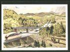 Bild zu AK Reichsbahn-Kra...