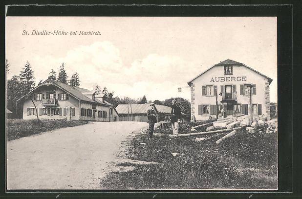 AK Markirch, Restaurant-Hotel St. Diedler-Höhe