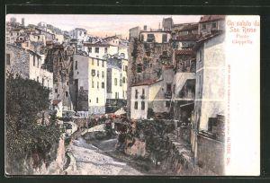 AK San Remo, Ponte Ciappella