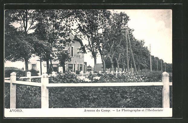 AK Avord, Avenue du Camp, l'Herboriste