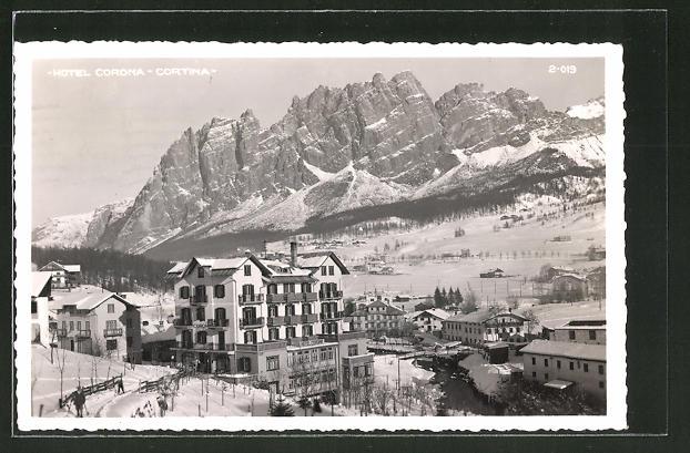 Hotel Corona Cortina D Ampezzo