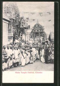 AK Colombo, Hindu Temple Festival