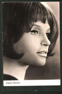 AK Schauspielerin Angelica Domröse, Portrait