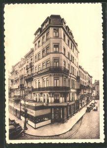 AK Brüssel / Bruxelles, Taverne-Hotel Mirabeau