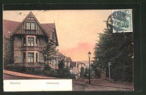 AK Elberfeld, Blick in die Moltkestrasse