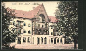 AK Ilidze, Ansicht des Hotel