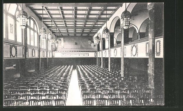 AK Köln, Festsaal im Kolpinghaus