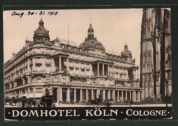 AK Köln, Domhotel