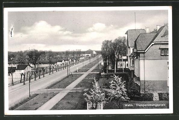 AK Köln-Wahn, Truppenübungsplatz