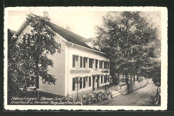 Bild zu AK Nenzlingen, Ga...