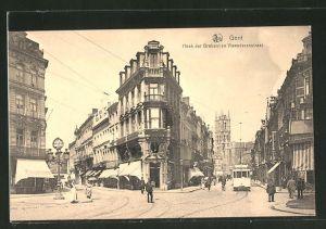 AK Gent, Hoek der Brabant en Vlaanderenstraat
