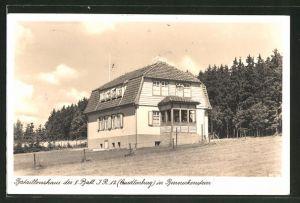 AK Benneckenstein, Bataillonshaus des I. Batl. I.R. 12