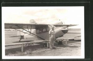 AK El Tigre, 1957 Cessna 180A CN 32988
