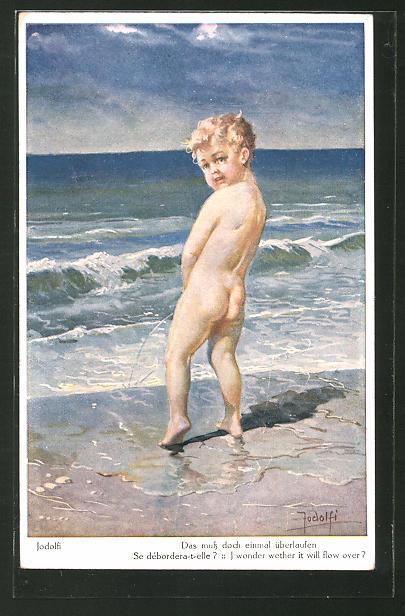 Künstler-AK Adolf (Jodolfi):