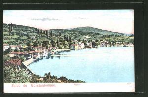 AK Constantinople, Beykoz, Panorama