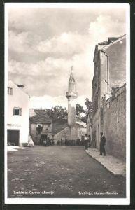AK Trebinje, Blick zur Kaiser-Moschee