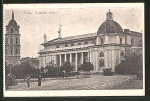 AK Wilna, Kathedral-Kirche