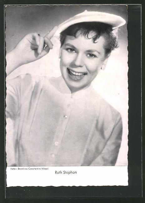 Ruth Stephan Todesursache