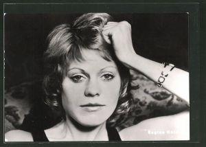 AK Schauspielerin Regine Heintze, Portrait der Schauspielerin