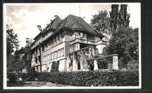 AK Coswig, Landesversicherungsanstalt Sachsen Schloss Coswig 0